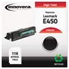 Innovera Remanufactured E450 Toner, Black