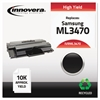 Innovera Remanufactured ML-D3470B High-Yield Toner, Black