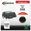 Remanufactured Q7551A (51A) Toner, Black