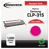 Innovera Remanufactured CLT-M409S (CLP-315) Toner, Magenta