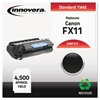 Innovera Remanufactured 1153B001AA (FX11) Toner, Black
