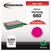 Remanufactured CLP-660 Toner, Magenta