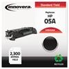 Remanufactured CE505A (05A) Toner, Black