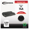 Innovera Remanufactured 92274A (74A) Toner, Black