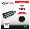 Innovera Remanufactured CE250X (504X) High-Yield Toner, Black