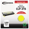 Innovera Remanufactured CLT-Y409S (CLP-315) Toner, Yellow