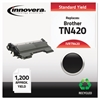Innovera Remanufactured TN420 Toner, Black
