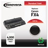 Remanufactured 1558A002AA (FX4) Toner, Black