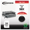 Innovera Remanufactured 92298X (98X) High-Yield Toner, Black
