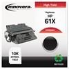 Remanufactured C8061X (61X) High-Yield Toner, Black