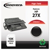 Innovera Remanufactured C4127X (27X) High-Yield Toner, Black