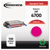 Remanufactured Q5953A (643A) Toner, Magenta