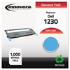 Remanufactured 330-3015 (1230) Toner, Cyan