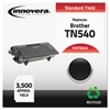 Remanufactured TN540 Toner, Black