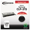 Innovera Remanufactured CLT-K409S (CLP-315) Toner, Black
