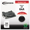 Remanufactured CC364A (64A) Toner, Black