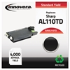 Remanufactured AL110TD Toner, Black