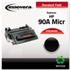 Innovera Remanufactured CE390A(M) (90AM) MICR Toner, Black