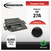 Innovera Remanufactured C4127A (27A) Toner, Black