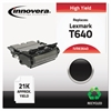 Innovera Remanufactured 64015HA (T640) High-Yield Toner, Black