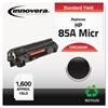 Innovera Remanufactured CE285A(M) (85AM) MICR Toner, Black