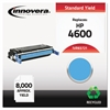 Remanufactured C9721A (641A) Toner, Cyan