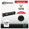Innovera Remanufactured CB540A (125A) Toner, Black