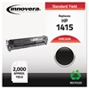Remanufactured CE320A (128A) Toner, Black