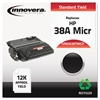 Innovera Remanufactured Q1338A(M) (38AM) MICR Toner, Black