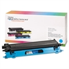 Media Sciences 39408 Remanufactured TN115C High-Yield Toner, Cyan