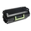 Lexmark 62D1X00 (LEX-621X) Extra High-Yield Toner, 45000 Page-Yield, Black