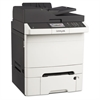 CX410dte Multifunction Color Laser Printer, Copy/Fax/Print/Scan