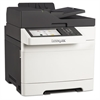CX510de Multifunction Color Laser Printer, Copy/Fax/Print/Scan