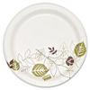 "Dixie Ultra Pathways Soak Proof Shield Heavyweight Paper Plates, 5 7/8"" dia,1000/Carton"