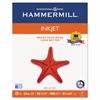 Hammermill Inkjet Paper, 96 Brightness, 24lb, 8 1/2 x 11, White, 500 Sheets/Ream