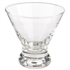 "Cosmopolitan Beverage Glasses, Cocktail/Dessert, 8.25 oz, 3 7/8"" Tall"
