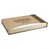 Bagcraft Grease-Proof Quilon Pan Liners, 16 3/8 x 24 3/8, Natural, 1000 Sheets/Carton