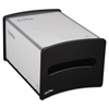 Georgia Pacific Professional EasyNap Countertop Napkin Dispenser, M-Window, 9 1/4w x 13 5/8d x 7 1/4h, Black