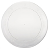 Designerware Plastic Plates, 9 Inches, Clear, Round
