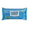 Hygea Adult Wash Cloths, 9 1/2 x 11 1/2, White, 60 Wipes/Tub, 6 Tubs/Carton