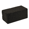 Grill Cleaner, Grill Brick, 4 x 8 x 3 1/2, Black