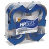 "Duck HP260 Packaging Tape w/Dispenser, 1.88"" x 60yds, 3"" Core, 4/Pack"