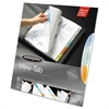Wilson Jones Top-Loading View-Tab Sheet Protectors, 5-Tab, Letter, Multicolor Tabs