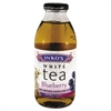 Inko's Ready-To-Drink Blueberry White Tea, 16oz Bottle, 12/Carton