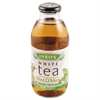 Inko's Ready-To-Drink Unsweetened Hint 'O Mint White Tea, 16oz Bottle, 12/Carton