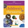 Houghton Mifflin American Heritage Children's Thesaurus, Hardcover, 2016, 288 Pages