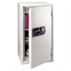 Sentry Safe Commercial Safe, 5.8 ft3, 25 1/2w x 23 7/8d x 47 5/8h, Light Gray