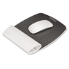 Fellowes I-Spire Wrist Rocker Mouse Pad w/Wrist Rest, 7 13/16 x 10 x 1 1/16, White