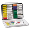 First Aid Only ANSI-Compliant First Aid Kit, 103 Pieces, Plastic Case