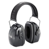 Howard Leight by Honeywell Leightning L3 Noise-Blocking Earmuffs, 30NRR, Black/Gray